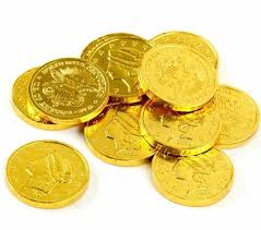 Gold Coins - The Richest Money of Modern World
